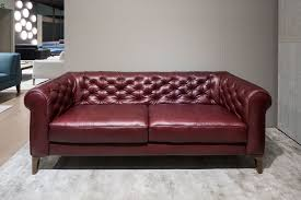 Italsofa Red Leather Sofa by Never Say Natuzzi Editions Answers The Millennials At Imm Photo