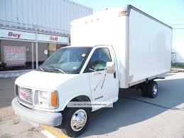 100 Used Box Trucks For Sale By Owner 1999 Gmc Gmc Savana Cutaway Cube Dry Van Truck One