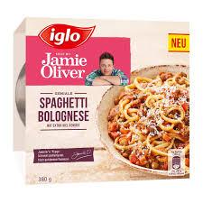 iglo oliver spaghetti bolognese