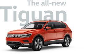 2018 VW Tiguan The Stylish SUV