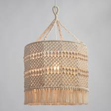 Large Punched Tin Lamp Shades by Pendant Lighting Light Fixtures U0026 Chandeliers World Market