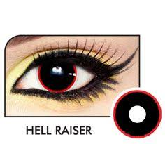 Halloween Contacts Non Prescription Fda Approved by Order Black Wolf Contact Lenses For Halloween Or Cosplay Fda