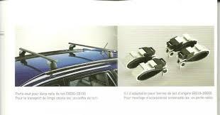 forum hyundai ix et cie depuis 2009 barres de toit et porte ski