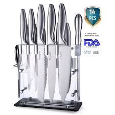 Kitchen Knive Set Livingkit Farberware Kitchen Knife Cutlery Set 14 Steak Knives Set