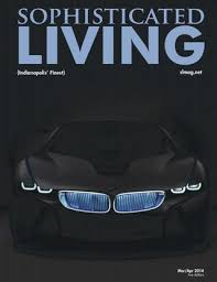 sophisticated living indianapolis march april 2014 by