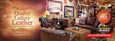 Shop For Rustic Leather Furniture