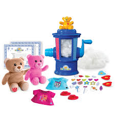 Toys R Us Art Master by Build A Bear Workshop Stuffing Station By Spin Master Edition
