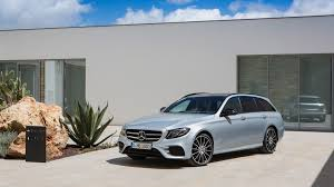 mercedes e class range mercedes e class wagon and glc coupe engine range widened in uk