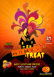 Free Halloween Flyer Templates by Kids Halloween Flyer Template Free Psd By Silentmojo On Deviantart