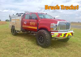 100 Brush Trucks These 4x4 Are Big Bigger And Biggest Ford