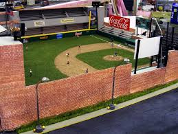 Minor League Baseball Field - Model Railroader Magazine - Model ... How To Stripe A Lawn It Looks Good And Is For Your Grass Hgtv Pawlowski Wku Seballs New Turf Field Will Make It One Of The The Most Awful Ballpark In America New York Post Yanktons Field Dreams Family Embraces Wonder Wiffle Ball Fields Stadium Directory Ideas Backyard Putting Green With Sports Turn Integration Heres How Target Was Morphed Into Football Stadium Baseball Softball Tournaments Leagues Woodlands Tx Mow Checkerboard Patterns Into Rbi 17 Coming Nintendo Switch Mlbcom Installing Indoor Facility Huntsville Al On