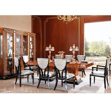 Yb69 Royal Luxury Classical Wooden Dining Room Furniture Set ... Made In China Wooden Bright Ding Set6 Seater Round Table Set Of 2 Classic Wood Chairs In Natural White New Fniture Normandy Chair Vintage Distressed Luxury French Baroque Style Room Sets Golden 4 Or 6 Ben Rose Caf Walnut West Elm Australia Amazoncom Rustic Armless Solid Reviews Joss Main Traditional Home Kitchen Antique And Cherry Finish Formal Woptional Items Deana Back Linen And Pine By