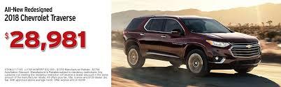 New Chevy Specials North Richland Hills TX