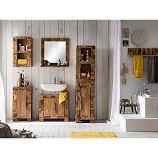woodkings bad set baddi echtholz akazie massiv badmöbel set
