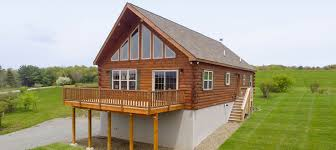 Amish Log Cabins For Sale | Prefab Log Cabin Homes By Zook Cabins