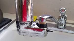 Brita Faucet Filter Replacement Instructions by My Brita Faucet Filter Is Leaking Again Youtube