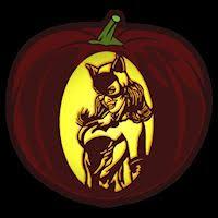 Walking Dead Pumpkin Template Free by Superman Logo 02 Pumpkin Stencil Cartoons Comix Stencils