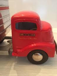 100 Smith Miller Trucks SMITH MILLER 1940s GMC PIE TRACTOR TRAILER TRUCK VINTAGE ORIGINAL