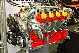 Ilmor 396 ARCA Engine Saves Money, Lays Off Engine Builders - EngineLabs