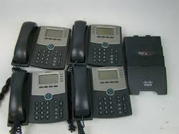 4 CISCO IP PHONES SPA5046 4 LINE IP PHONE WITH DISPLAY CBT1441013B ... How To Use Your 7911 Ip Phone Amazoncom Cisco Spa525g2 5line Voip Telephones Voip Extension Mobility Login And Logout Youtube 4 Cisco Phones Spa5046 Line Phone With Display Cbt1441013b Servicenow Liberty University Out With The Old In Ciscos New 7800 8800 Phones Spa504g Conference Calls Video Traing Configuring Voip Phones In Packet Tracer 6900 Seires Price Buy Sell Used Expansion Module Model 7914 Business Cp7965g 7965 Unified Color 5inch Tft Display
