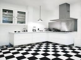 black and white kitchen tile ideas home intercine