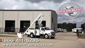 Altec TA40 Under CDL Bucket Truck For Sale | 14153 - YouTube