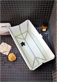 Puj Baby Portable Bathtub by Bathing A Baby In A Small Home Space Saving Tubs U0026 Sink Tubs