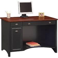 Staples Sauder Edgewater Executive Desk by Computer Desks Corner Desks Office Desks Staples