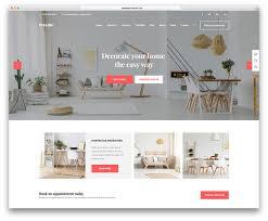 100 Home Design Websites 021 Etalon Decor Wordpress Website Template Ideas Interior