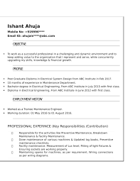 Resume Templates For Electrical Engineer Freshers - Download ... View This Electrical Engineer Resume Sample To See How You Cv Profile Jobsdb Hong Kong Eeering Resume Sample And Eeering Graduate Kozenjasonkellyphotoco Health Safety Engineer Mplates 2019 Free Civil Examples Guide 20 Tips For An Entrylevel Mechanical Project Samples Templates Visualcv How Write A Great Developer Rsum Showcase Your Midlevel Software Monstercom