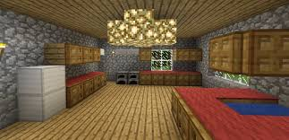 Minecraft Kitchen Ideas Keralis by Minecraft Kitchen Fridge Sink Stove Minecraft Creations