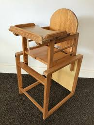 @@PINE HIGH CHAIR WHICH TURNS INTO HIGH CHAIR AND TABLE@@ | In Exeter,  Devon | Gumtree Nova Wood High Table Media Poseur Tables Furnify Wooden Baby Chair 3in1 With Tray And Bar Tea Buy Keekaroo Height Right Natural Online At Koodi Duo Abiie Beyond With Pink 3 In 1 Play Cushion Harness Mocka Original Highchair Highchairs Nz Adjustable In Infant Feeding Seat Toddler Us Gorgeous Wooden High Chairs Worthy Of Your Holiday Table For Babies Toddlers Mothercare Combo Ba14 Trowbridge