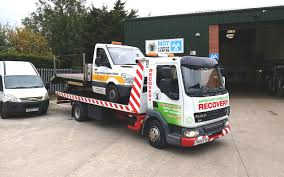 Emergency Recovery - James Hart Chorley