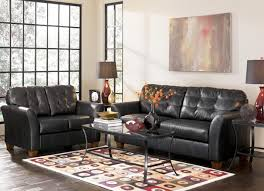 Black Leather Couch Decorating Ideas by Furniture Exquisite Ideas For Black Leather Furniture In The