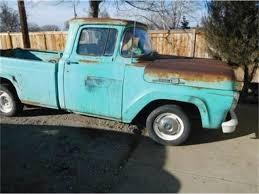 100 59 Ford Truck 19 F100 For Sale ClassicCarscom CC1124475