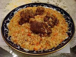 recetes de cuisine recette de polo cuisine ouighour