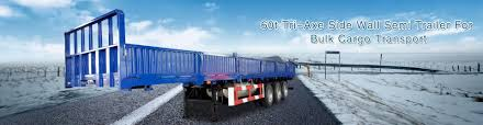 100 Truck Trailer Manufacturers China 40ft Curtain Side And Suppliers