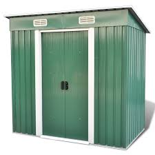 Arrow Metal Shed Floor Kit by 10 X 4 Pent Shed Sheds U0026 Storage Compare Prices At Nextag