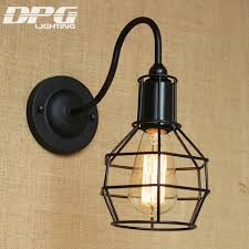 antique wall lights industrial country vintage led l loft