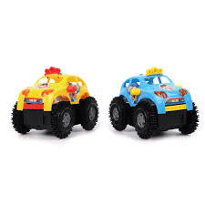 100 Trucks Toys Yuly Electric Cars Rapid Dump Dumpers Puzzle For