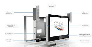 technologie ocea pro badezimmer tv
