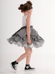 mack black u0026 white dot dress