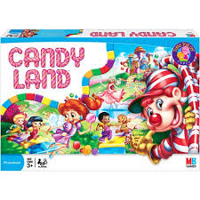 Hasbro Candy LandR Game