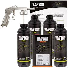 Rustoleum Bed Liner Kit by Raptor Bed Liner Spray Bedliner Job Raptor Bright White