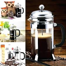 How To Use Coffee Press French Stainless Steel