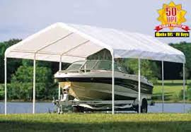 12 Wide Canopies Portable Shade Covers