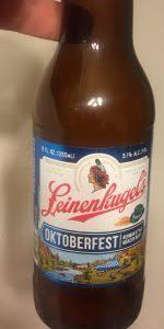 Leinenkugel Pumpkin Spice Beer by Leinenkugel U0027s Oktoberfest Jacob Leinenkugel Brewing Company