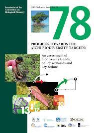 progress towards the aichi biodiversity targets an