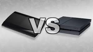 Sony PS4 vs PS3