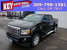 100 Gmc Canyon Truck Used 2015 GMC For Sale Moline IL VIN 1GTG6BE38F1218010